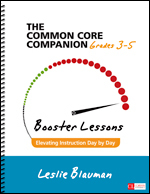 Common Core Companion: Booster Lessons, 3-5