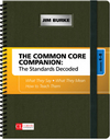 Common Core Companion: The Standards Decoded, 6-8