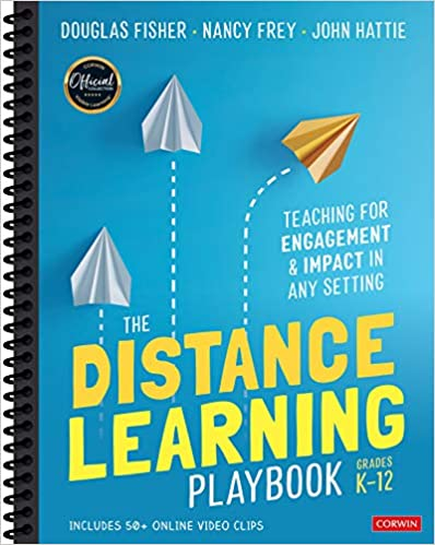 Distance Learning Playbook, K-12