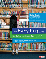 Everything Guide to Informational Text, K-2 ~ Barclay/Stewart