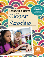 Lessons & Units on Closer Reading: Ready-to-Go Resources...