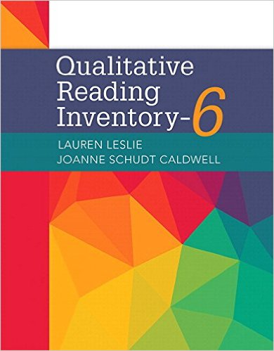 Qualitative Reading Inventory-6