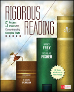 Rigorous Reading: 5 Access Points for Comprehending Complex Text