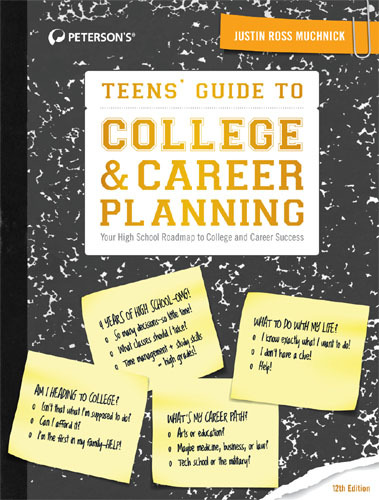 Teen's Guide to College & Career Planning, 12E