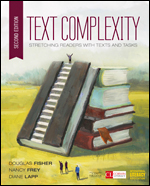Text Complexity Stretching Readers With Texts and Tasks