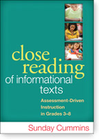 Close Reading of Informational Texts ~ Cummins