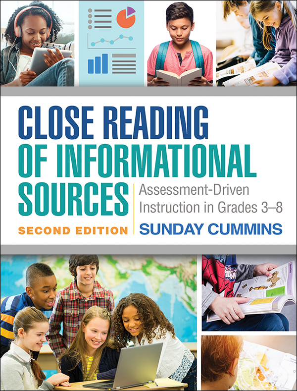 Close Reading of Informational Sources ~ Cummins