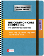 Common Core Companion: The Standards Decoded, 3-5