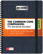 Common Core Companion: The Standards Decoded, 9-12