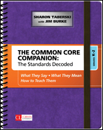 Common Core Companion: The Standards Decoded, K-2