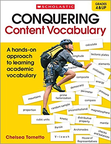 Conquering Content Vocabulary, Grades 4 & Up