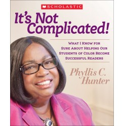 It's Not Complicated ~ Phyllis Hunter