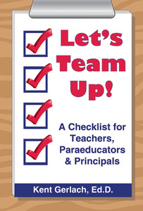 Let's Team Up! A Checklist for Teachers