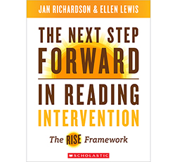 Next Step Forward in Reading Intervention