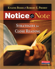 Notice & Note: Strategies for Close Reading ~ Beers