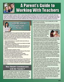 Parent's Guide to Working with Teachers