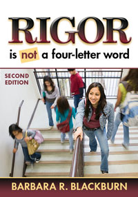 Rigor is NOT a Four-Letter Word, 2nd Ed ~ Blackburn