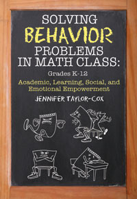 Solving Behavior Problems in your Math Class, K-12 ~ Taylor-Cox
