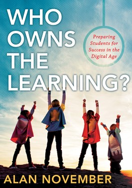 Who Owns the Learning? ~ November